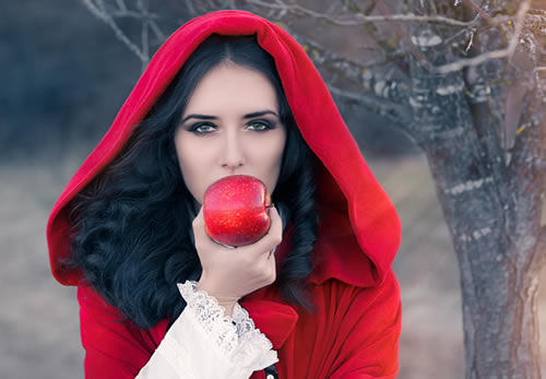 Snow White Apple